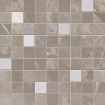 Atlas Concorde Russia Allure Grey Beauty Mosaic 31.5x31.5