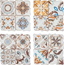 Cristacer Carnaby Decor Silver 45x45